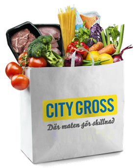 City Gross laktosfri