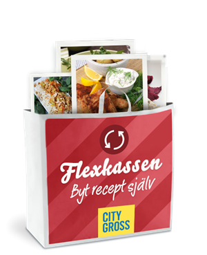 City Gross flexkassen